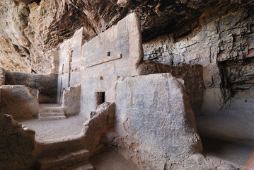 Cliff Dwelling at the Tonoto National Monument