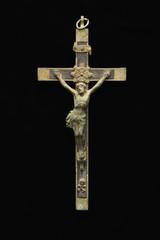Jesus on cross.