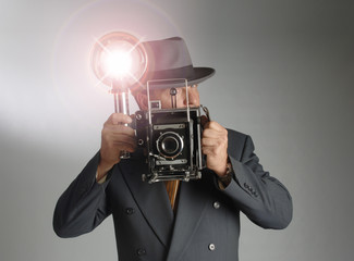 1940's stylephotographer