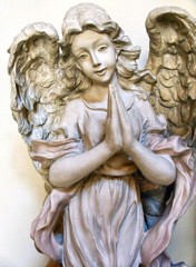Praying Angel 2