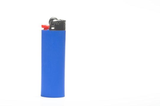 Anti-Smoking or Arson Concept - Cigarette Lighter