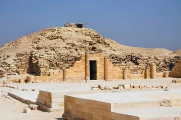 egypt - saqqara -pyramid of pepi I