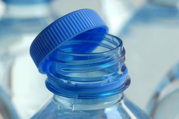 La bouteille d'eau
