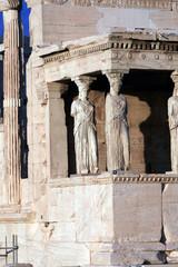 Athens, Greece - Caryatids