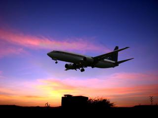 Twilight Takeoff