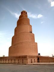 minaret a spiral