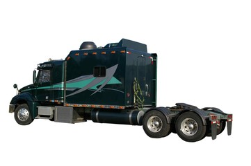 Wall Mural - TRACTEUR ROUTIER  USA ref 2270