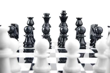 chess close