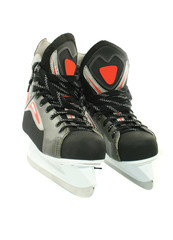 New skates isolated on white