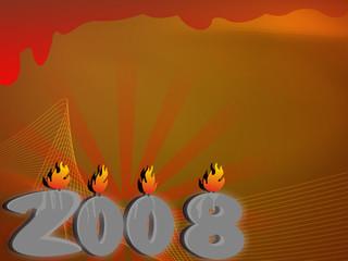 New Year, 2008