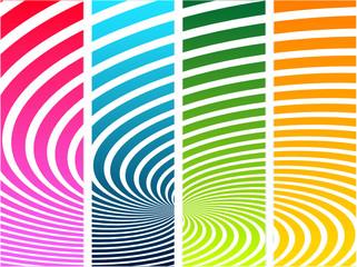 fond spirale