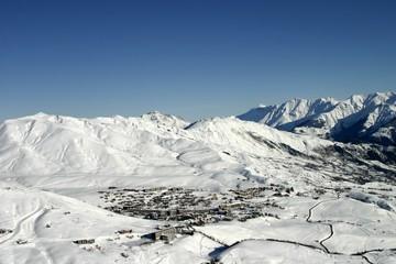 French Alps III