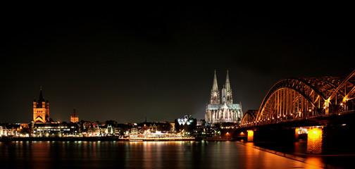 panorama de Cologne
