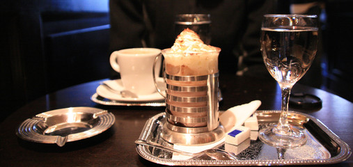 Café en tête-à-tête 1