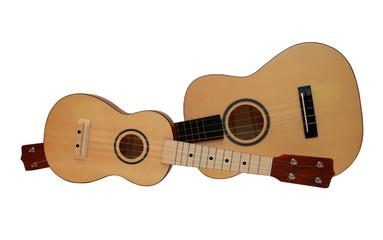 UKULELE a-small acoustic guitar