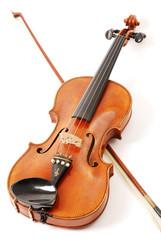 Violine und Bogen