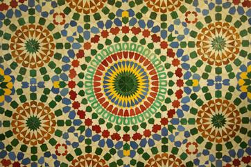 Mosaik aus Marokko