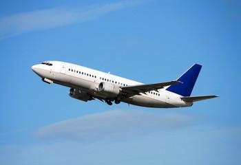 Boeing 737 passenger jet