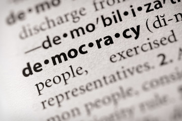 """democracy"". Many more word photos for you in my portfolio..."