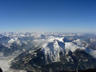 Alpen im Blick