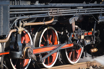 locomotiva storica a vapore