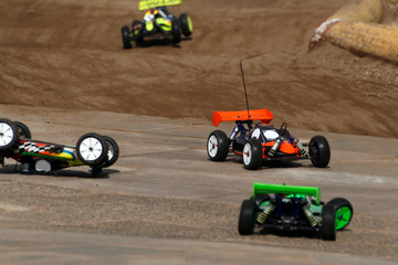 rc toy car rally