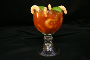 Shrimp Cocktail in a Cup