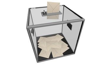 Urne de vote 2