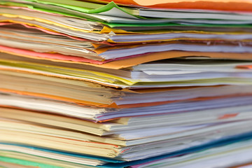 affaire dossier complexe justice papier