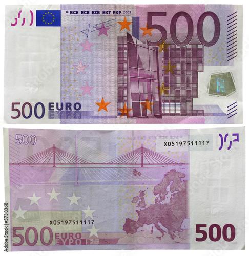 день 500 евро фото в натуральную величину документы, требования
