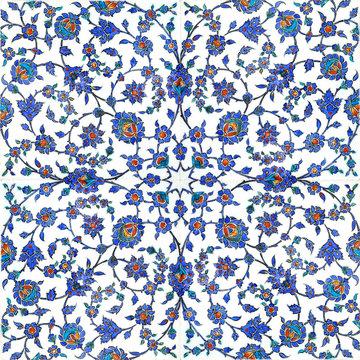 Ancient Turkish tiles