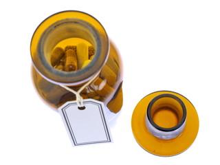 medikamenten glas arztnei