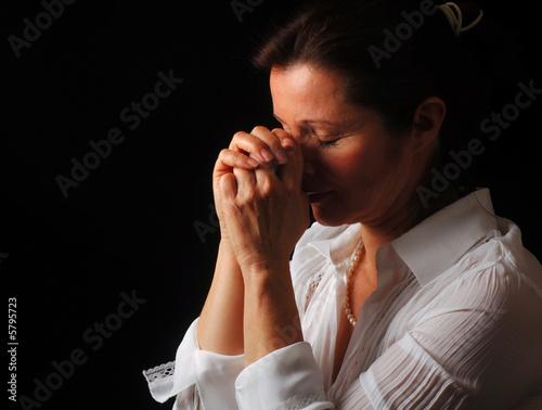 praying in faith