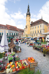 Rathausmarkt Bautzen