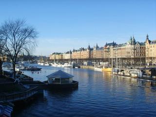 Hafenpromenade, Stockholm