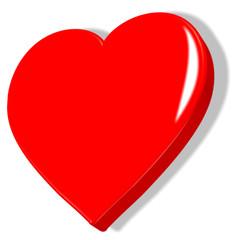 Love Heart Valentines Symbol
