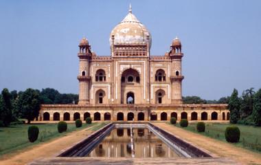 Autocollant pour porte Delhi Safdarjang Tomb