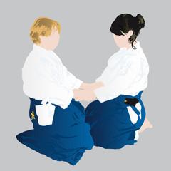 technique d'aikido
