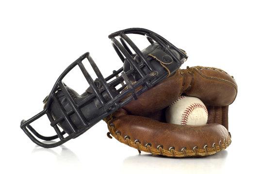Baseball Catcher's Gear