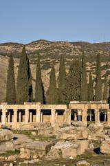 Hierapolis, Turkey, Middle East