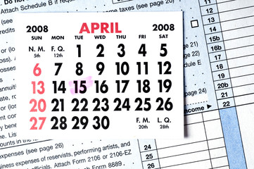 Tax Form and Calendar Reminder