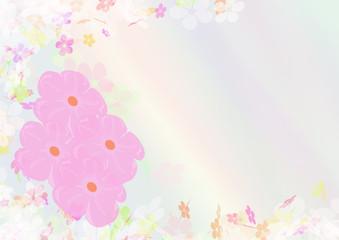 sfondo primavera fiori