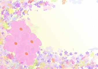 sfondo fiori primavera