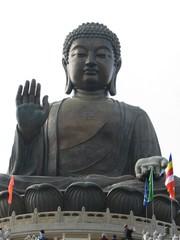 Budda on Lantau Island