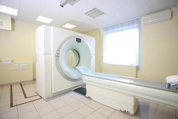 CT Scanner room