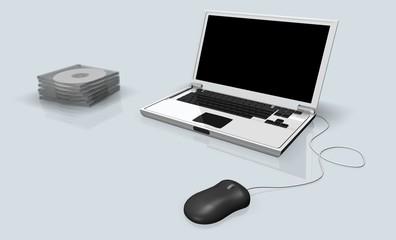 Laptop graver