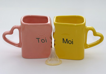 You and me in the world of mugs