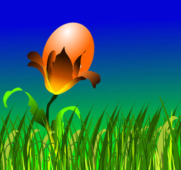 printemps et pâques
