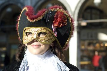 carnaval de venise,masque venitien