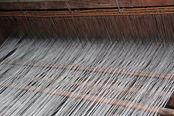 Seidenfäden in Vietnam